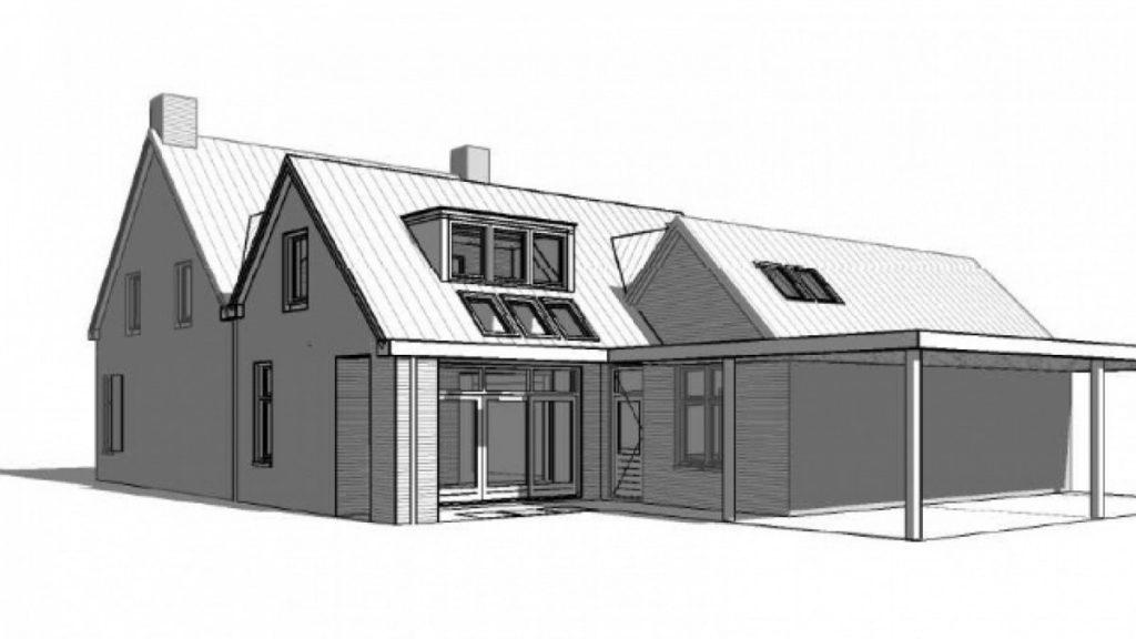 Verbouwen woonhuis Netersel